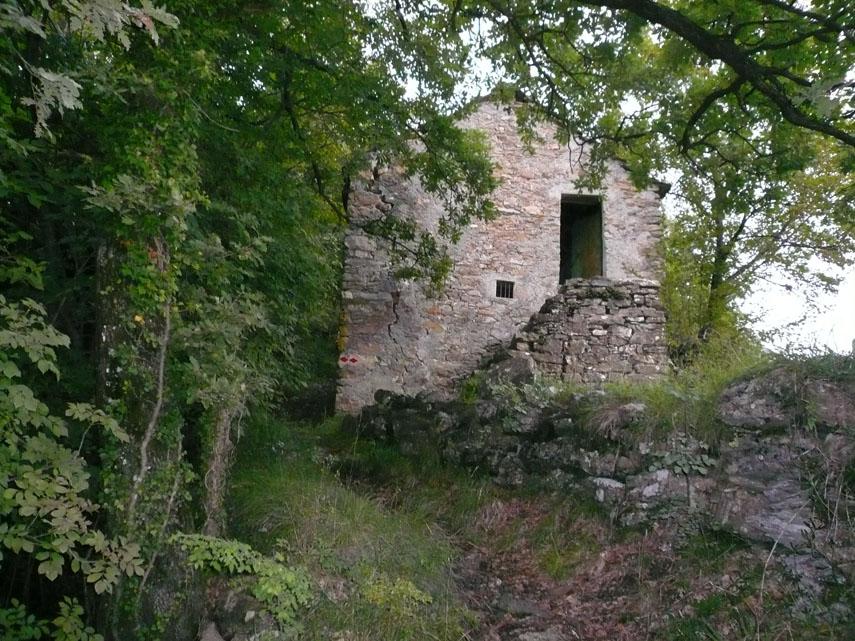 Monte alpesisa for Cabina innevata nei boschi
